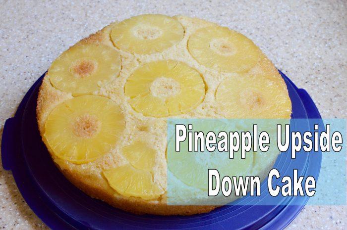 pineapple cake v1